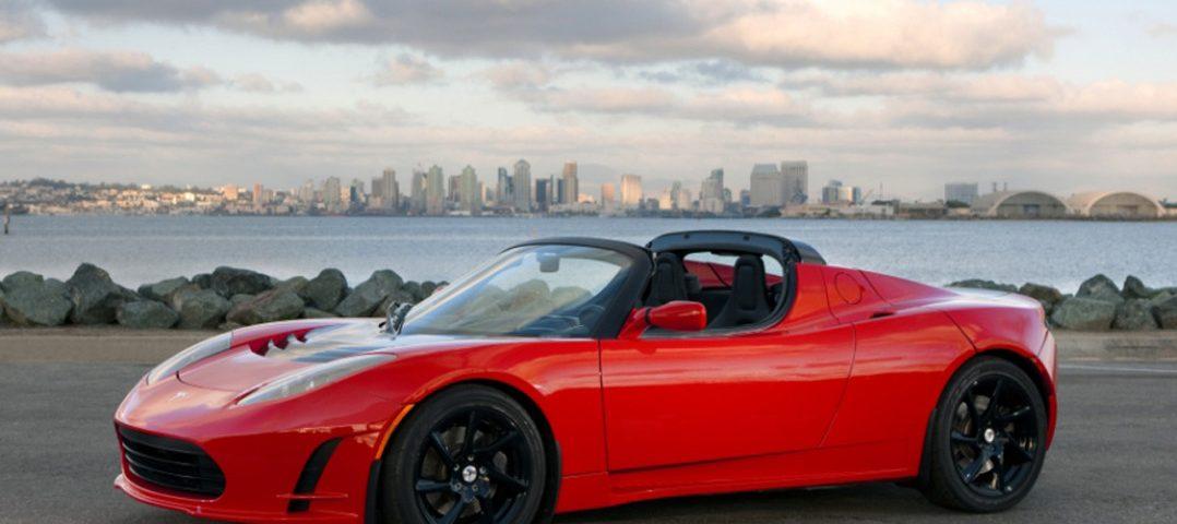 Tesla's Elon Musk Reveals the new Roadster