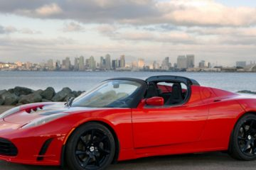 Tesla's Elon Musk Reveals the new Roadster