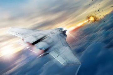 The Air Force has Invested .3 Million in a High-Energy Laser for Fighter Jets