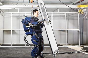 exoskeleton technology