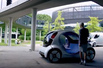 Futuristic Smart Cars