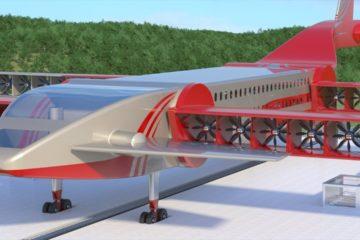 Flying Train – The Future of Public Transportation