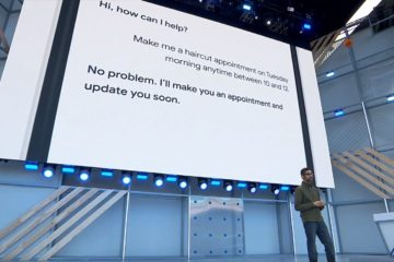 Google AI Duplex : The Future is NOW!!!