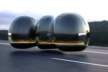 2020 Renault Float – Future Revolution Air Car!
