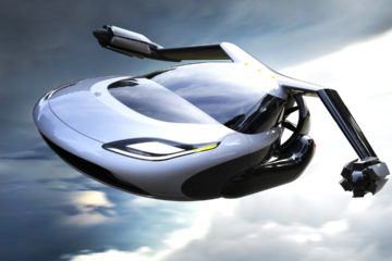 Flying Cars and the Future of Transportation