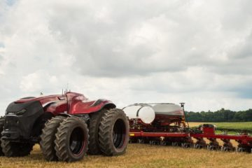 Driverless Tractors are the Future of Farming
