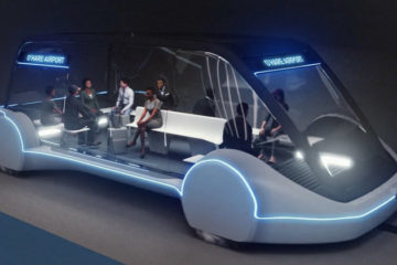 Futuristic Underground Cars! Elon Musk to Build High Speed Underground Transit Beneath Chicago