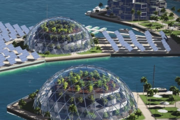 Extreme Engineering Floating City of the Future