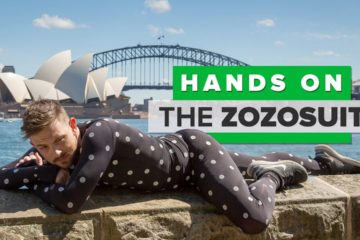 Zozosuit : The Futuristic skintight bodysuit that's changing the World of Fashion