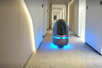 """Alibaba opens AI """"Future Hotel"""""""