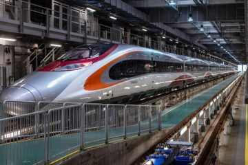 Behind China's vision for high-speed rail