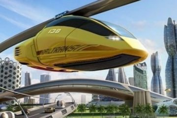 The Amazing Future Transportation you must see in 2019
