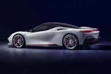 Why all Future Sports Cars will be Electric Vehicles